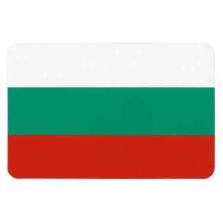 Bandera de Bulgaria Imán De Vinilo