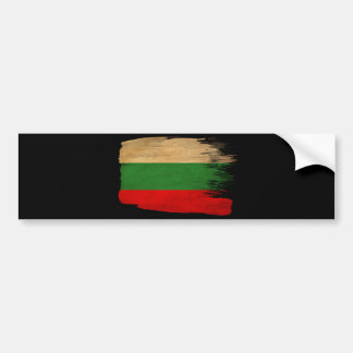 Bandera de Bulgaria Pegatina Para Auto