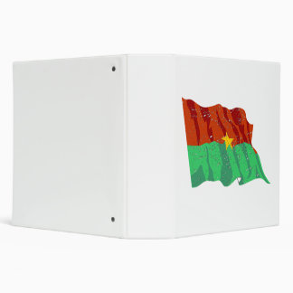 "Bandera de Burkina Faso (apenada) Carpeta 2"""