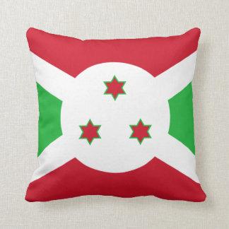 Bandera de Burundi África Cojin