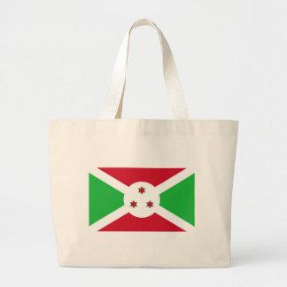 Bandera de Burundi Bolsas De Mano