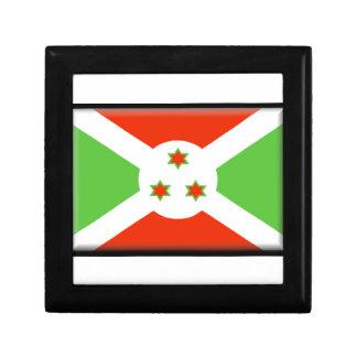 Bandera de Burundi Cajas De Regalo