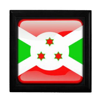 Bandera de Burundi Cajas De Joyas