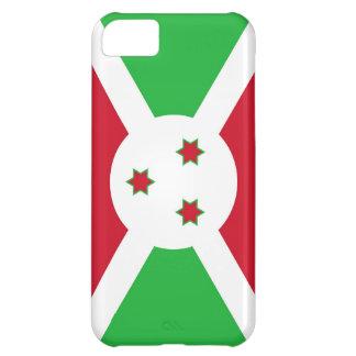 Bandera de Burundi Carcasa Para iPhone 5C