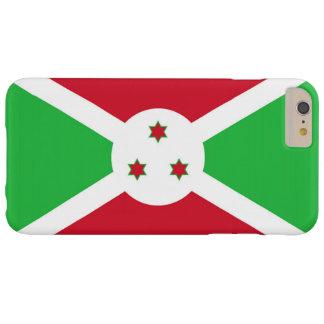 Bandera de Burundi Funda De iPhone 6 Plus Barely There