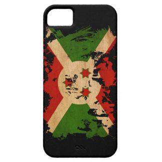 Bandera de Burundi Funda Para iPhone 5 Barely There