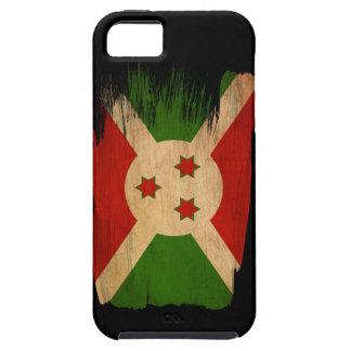 Bandera de Burundi Funda Para iPhone 5 Tough