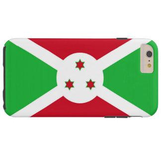 Bandera de Burundi Funda Para iPhone 6 Plus Tough