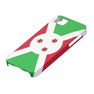 Bandera de Burundi Funda Para iPhone SE/5/5s
