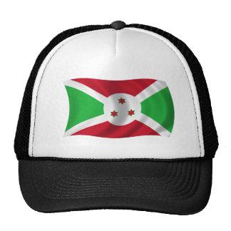Bandera de Burundi Gorras De Camionero