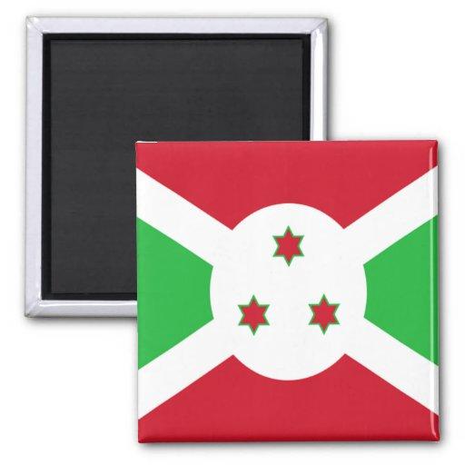 Bandera de Burundi Iman De Nevera