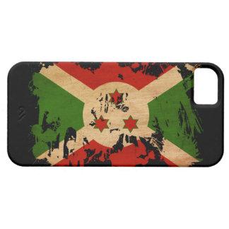 Bandera de Burundi iPhone 5 Carcasa