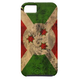 Bandera de Burundi iPhone 5 Carcasas
