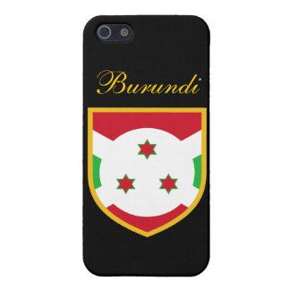 Bandera de Burundi iPhone 5 Funda