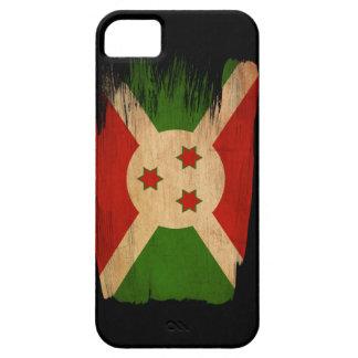Bandera de Burundi iPhone 5 Fundas