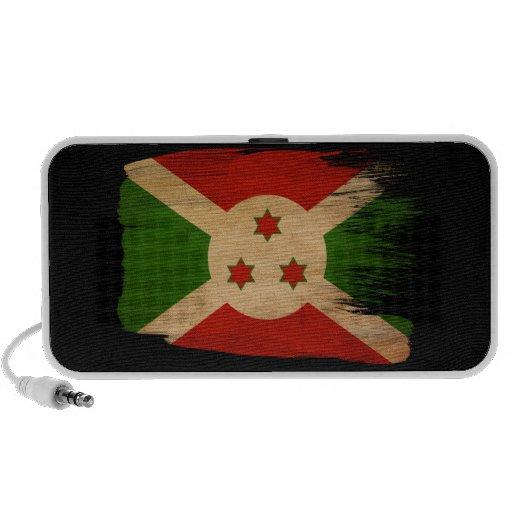 Bandera de Burundi Mini Altavoz