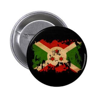 Bandera de Burundi Pin