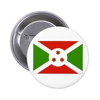 Bandera de Burundi Pins