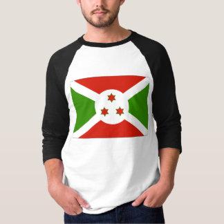 Bandera de Burundi Playera