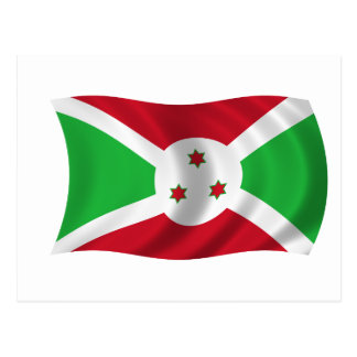 Bandera de Burundi Postal