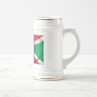 Bandera de Burundi Taza De Café