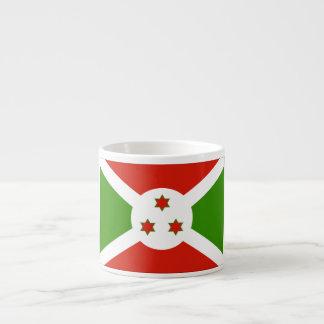Bandera de Burundi Tazitas Espresso