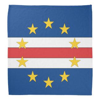 Bandera de Cabo Verde Bandanas