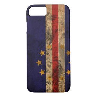 Bandera de Cabo Verde Funda iPhone 7