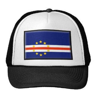 Bandera de Cabo Verde Gorro De Camionero