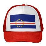 Bandera de Cabo Verde Gorro