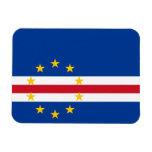 Bandera de Cabo Verde Imán