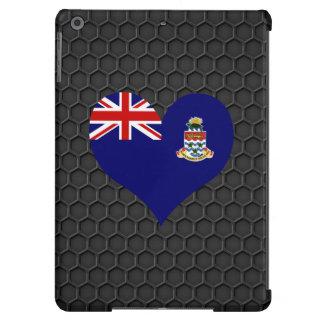 Bandera de Caimán moderna Funda Para iPad Air