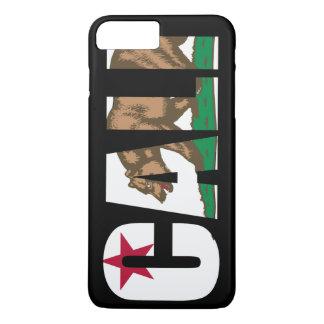 Bandera de Cali California Funda iPhone 7 Plus