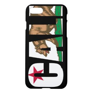 Bandera de Cali California Funda Para iPhone 7