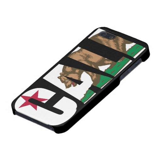 Bandera de Cali California iPhone 5 Carcasa