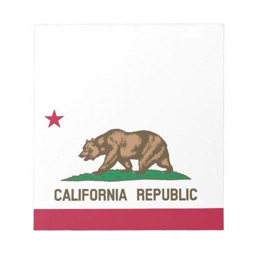 Bandera de California Blocs