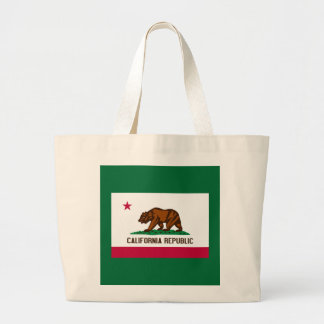 Bandera de California Bolsa De Mano
