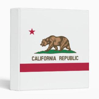 "Bandera de California Carpeta 1"""