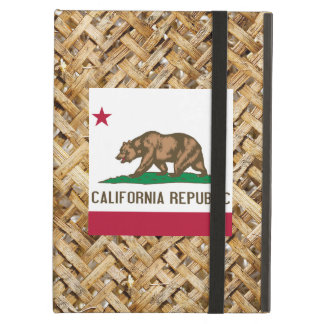 Bandera de California en la materia textil