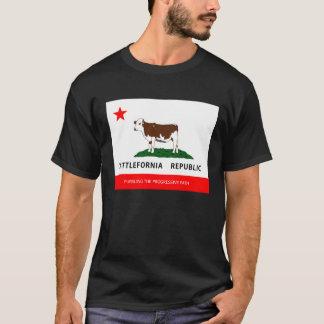 Bandera de California Playera