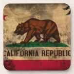 Bandera de California Posavaso