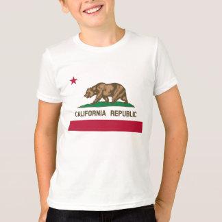Bandera de California Remeras