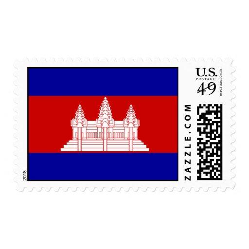 Bandera de Camboya; Camboyano Sello