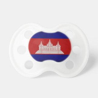 Bandera de Camboya Chupetes