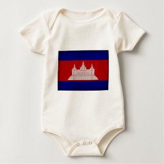 Bandera de Camboya Mameluco