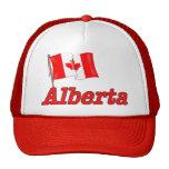 Bandera de Canadá - Alberta Gorras