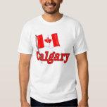 Bandera de Canadá - Calgary Playeras