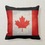 Bandera de Canadá Cojin