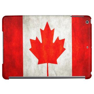 Bandera de Canadá del Grunge
