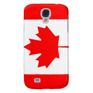 Bandera de Canadá Funda Para Galaxy S4